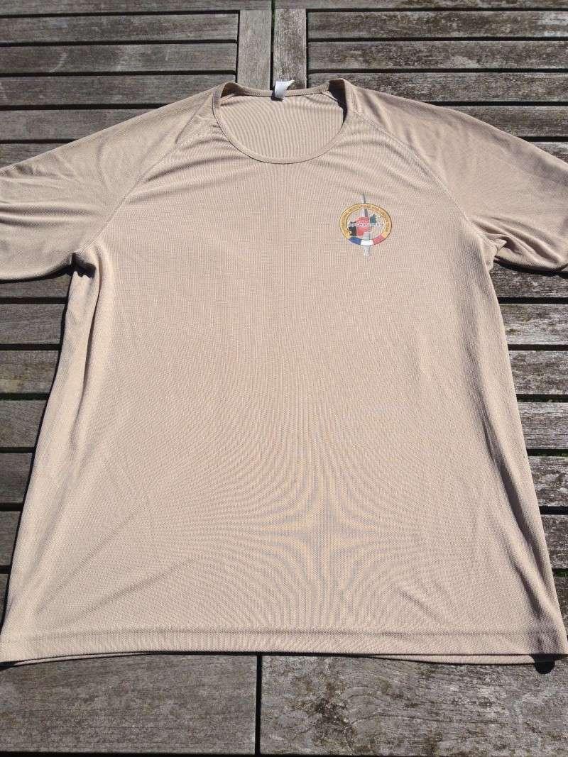tee shirt OMLT K6/201°CORPS armé par 9°BLBMa 2014-189