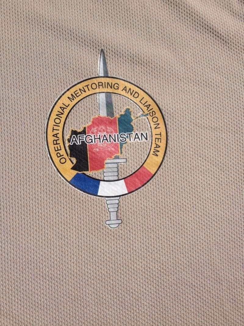 tee shirt OMLT K6/201°CORPS armé par 9°BLBMa 2014-191