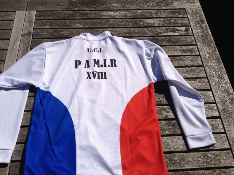 Veste de survêtement PAMIR XVIII 2014-197