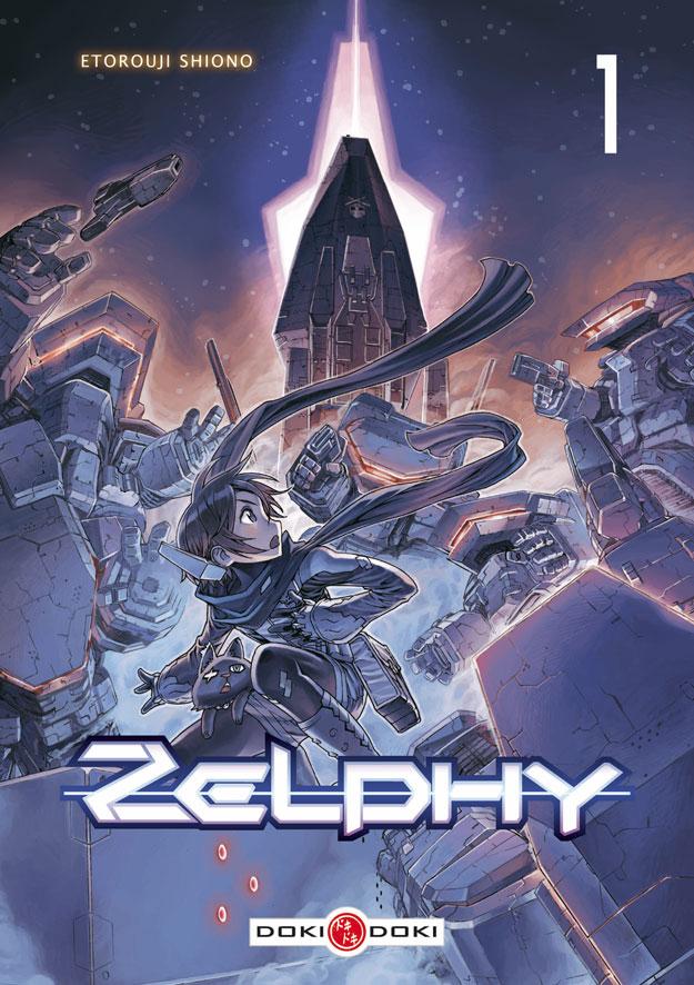 [Manga] Zelphy (space opera) Zelphy10