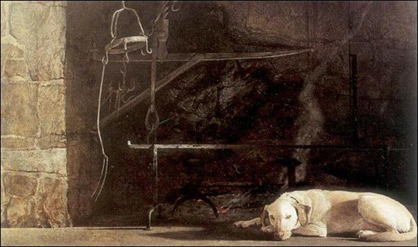 Andrew Wyeth [peintre] - Page 3 Andrew11