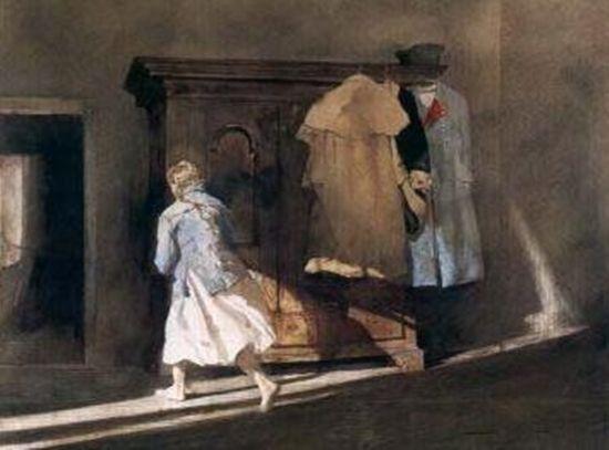 Andrew Wyeth [peintre] - Page 3 Andrew12
