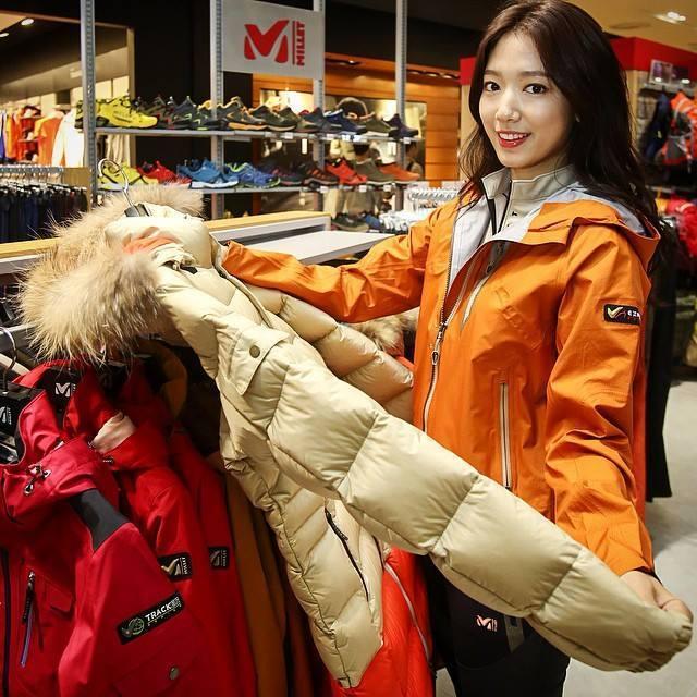 03.10.2014 Park Shin Hye au fanmeeting de Millet  10646910
