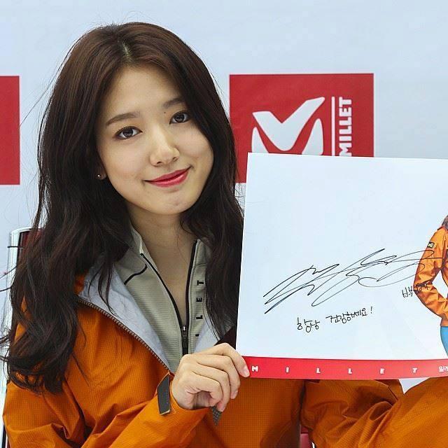 03.10.2014 Park Shin Hye au fanmeeting de Millet  10704010