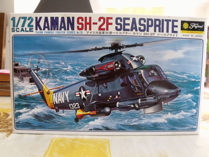 KAMAN SH2F SEASPRITE au 1/72 Fujimi    Kam_0110