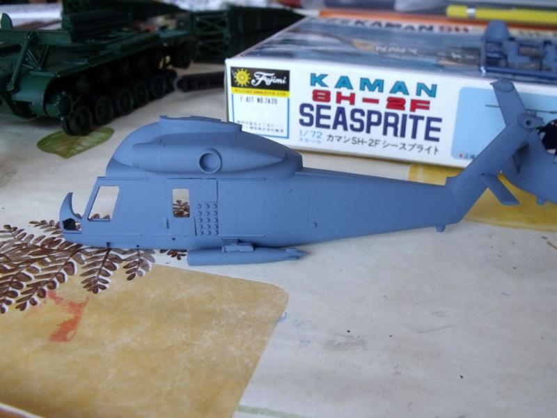KAMAN SH2F SEASPRITE au 1/72 Fujimi    Kam_0610