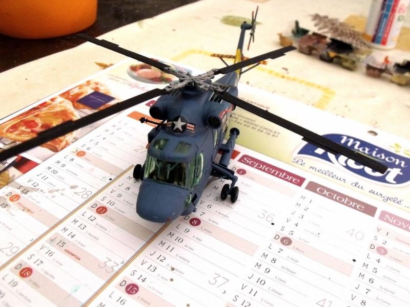 KAMAN SH2F SEASPRITE au 1/72 Fujimi    Kam_1410