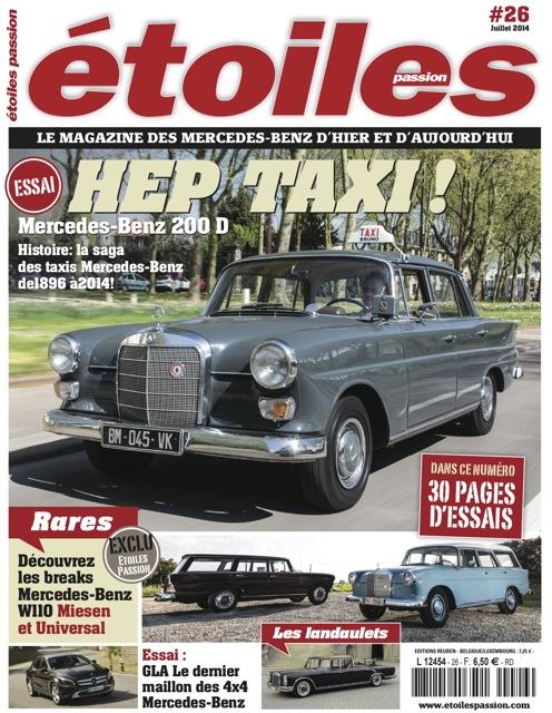 Le magazine Etoile passion - Page 3 Couvep12