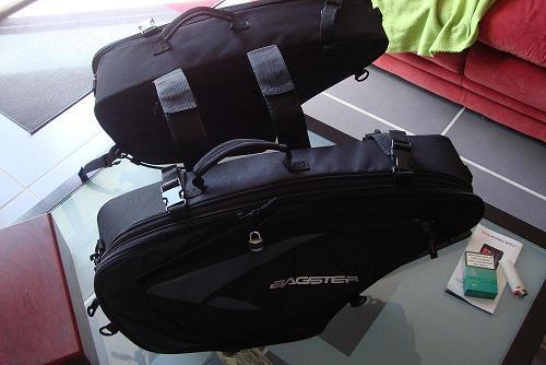 vend sacoches, topcase avec platine, antivol Dsc05915