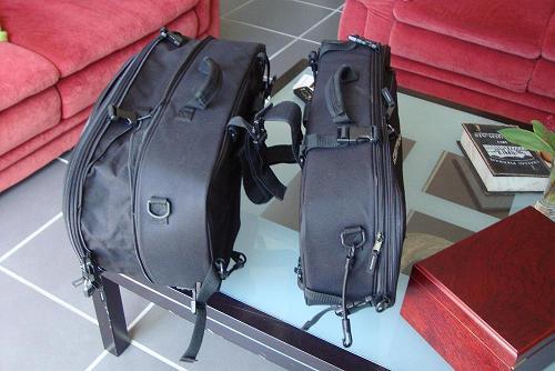 vend sacoches, topcase avec platine, antivol Dsc05916