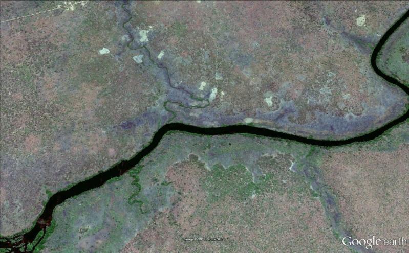 """""""Les plus belles images de Google Earth"""" (Partie 2)(information)  Zambie10"""