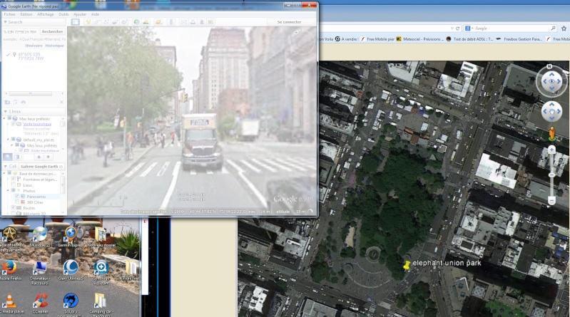 [Résolu] Google Earth se bloque en mode Street View : New York, Los Angeles, Paris sont touchés Union10