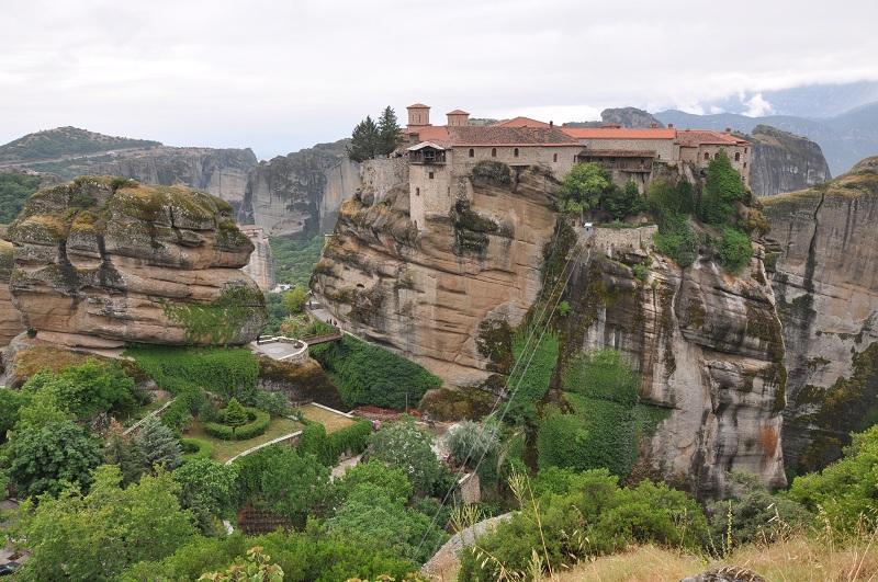Monastères des météores, Thessalie - Grèce Xxx1210