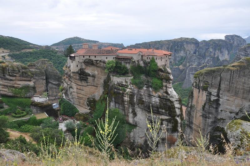 Monastères des météores, Thessalie - Grèce Xxx1310