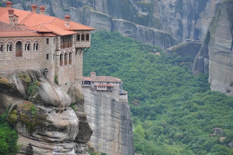 Monastères des météores, Thessalie - Grèce Xxxx1410