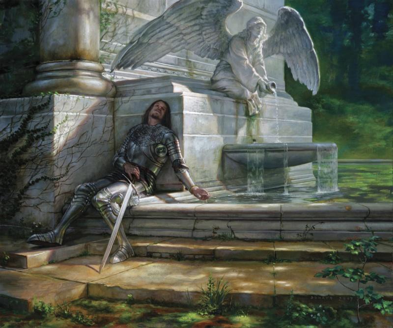 """Ilustraciones de """"Espada y Brujería"""" (NO Conan) 433-do10"""
