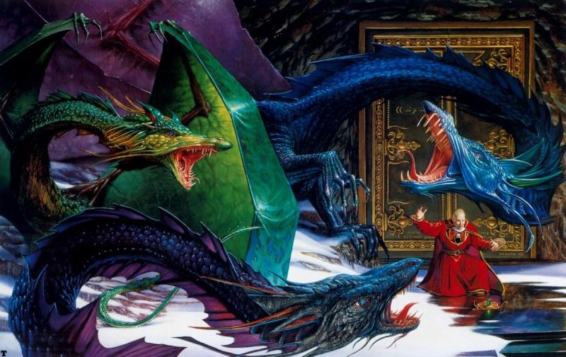 """Ilustraciones de """"Espada y Brujería"""" (NO Conan) 51dc2810"""