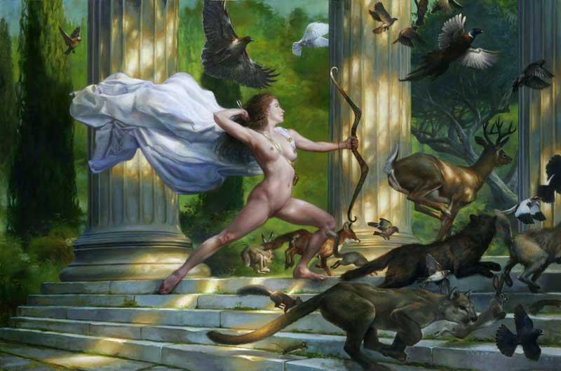 """Ilustraciones de """"Espada y Brujería"""" (NO Conan) Artemi10"""