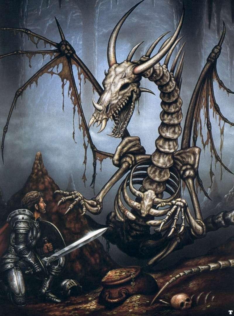 """Ilustraciones de """"Espada y Brujería"""" (NO Conan) Ciruel11"""