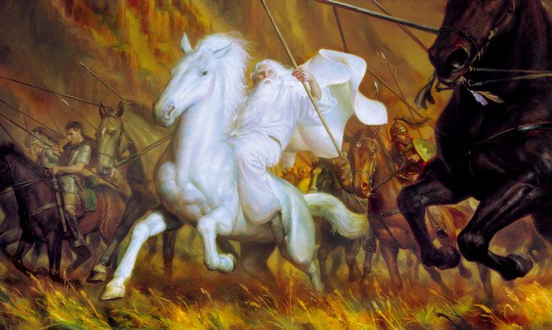 """Ilustraciones de """"Espada y Brujería"""" (NO Conan) Donato10"""
