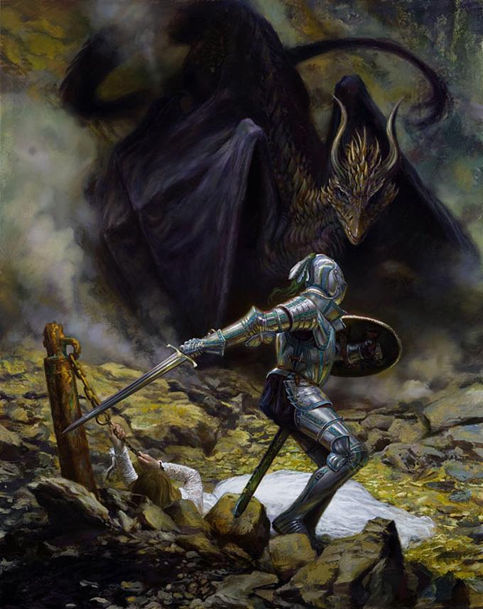 """Ilustraciones de """"Espada y Brujería"""" (NO Conan) Donato11"""