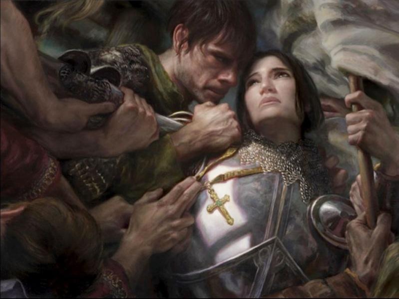 """Ilustraciones de """"Espada y Brujería"""" (NO Conan) Gianco10"""