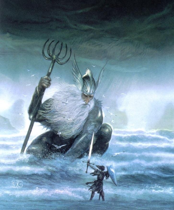 """Ilustraciones de """"Espada y Brujería"""" (NO Conan) John-h10"""