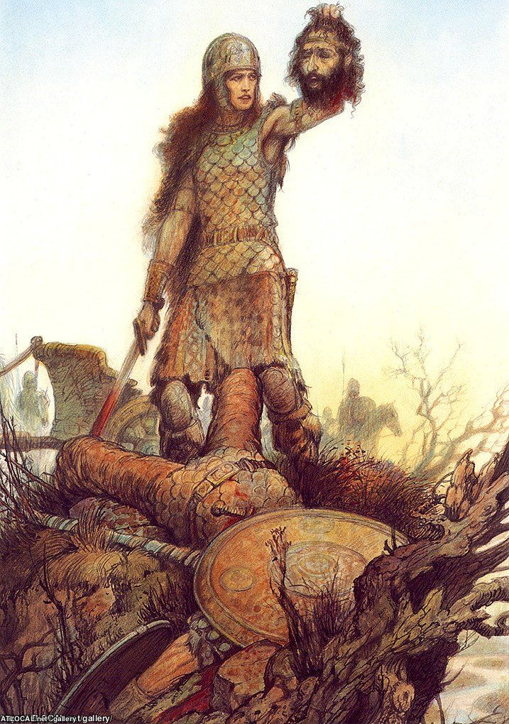 """Ilustraciones de """"Espada y Brujería"""" (NO Conan) Lrshel10"""