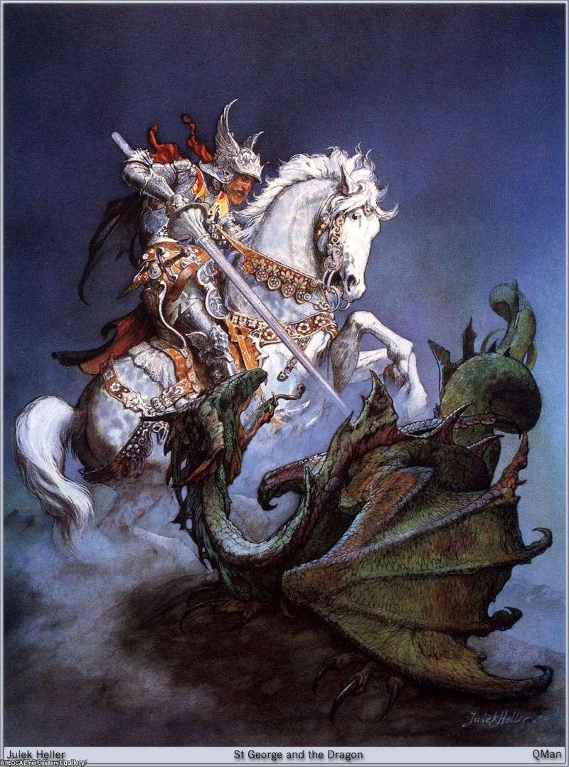 """Ilustraciones de """"Espada y Brujería"""" (NO Conan) Qman_j10"""