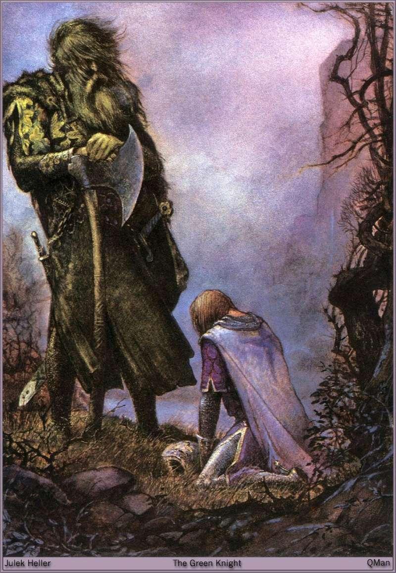 """Ilustraciones de """"Espada y Brujería"""" (NO Conan) Sir-ga10"""