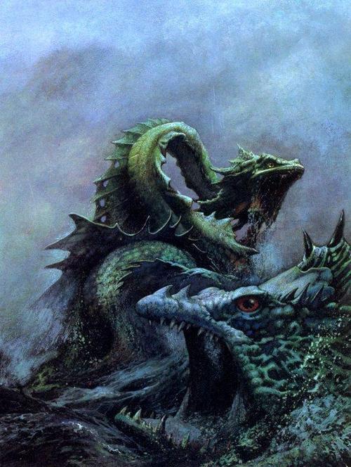 """Ilustraciones de """"Espada y Brujería"""" (NO Conan) Tumblr14"""