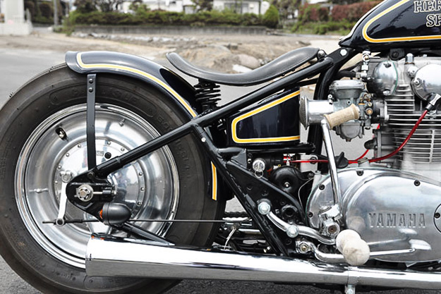 XS 650  Yamaha11