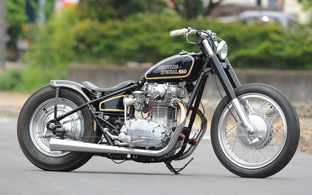 XS 650  Yamaha12