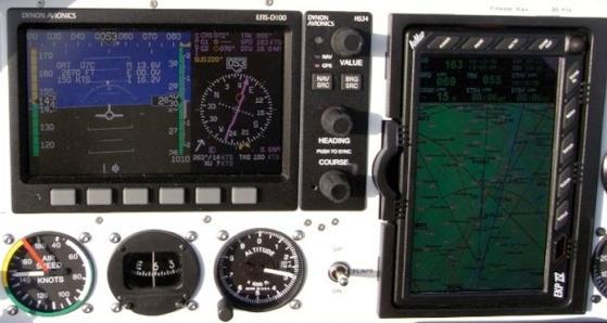 Vends ensemble Dynon D100SB + HS 34 + AP 74 D100i10