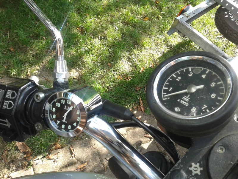joli montre - horloge - pendule - tictac Montre10