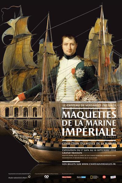 Maquettes de la Marine impériale. Grand Trianon Cd4a4e11