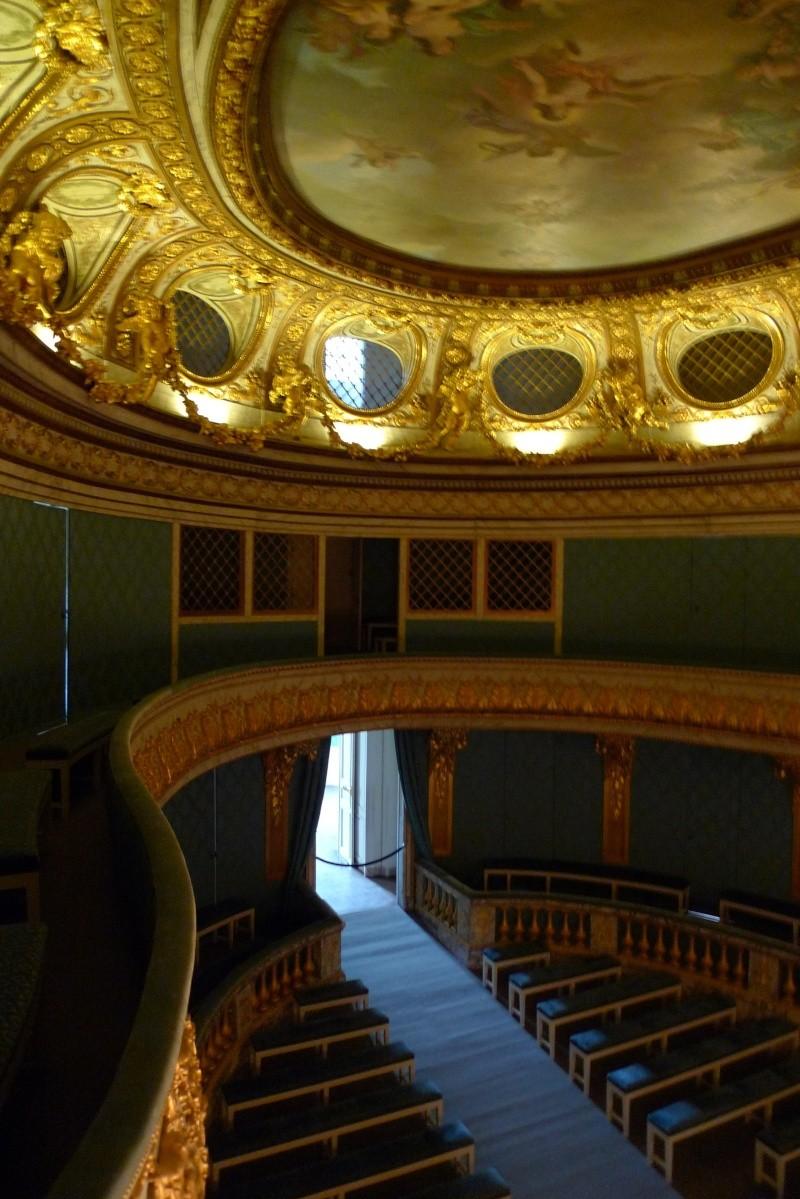 théâtre - Le Petit Théâtre de Marie-Antoinette à Trianon P1120212