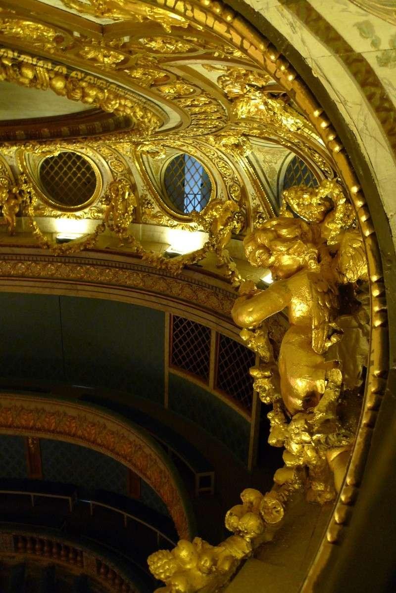 théâtre - Le Petit Théâtre de Marie-Antoinette à Trianon P1120218