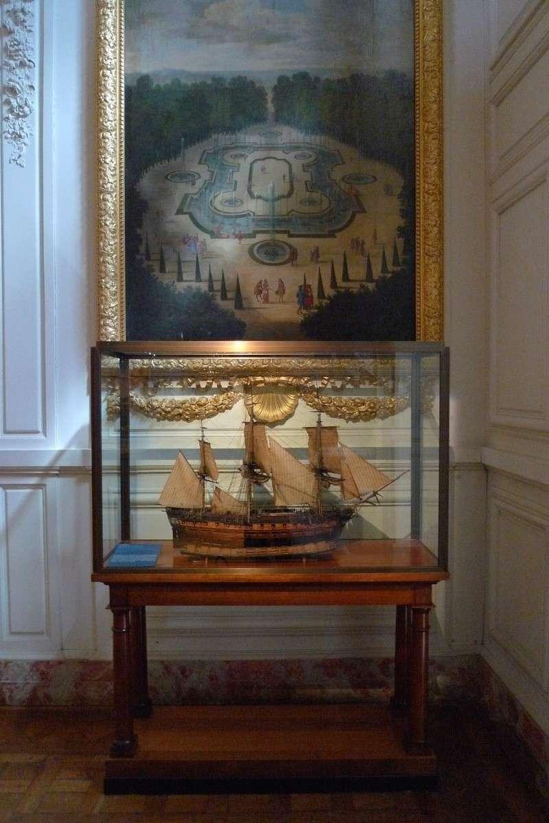 Maquettes de la Marine impériale. Grand Trianon P1150714