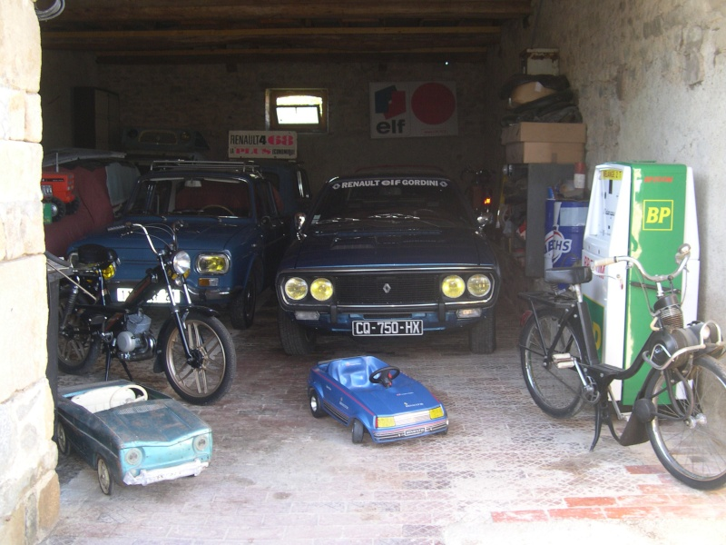 ma 17 dans son garage Mono_011