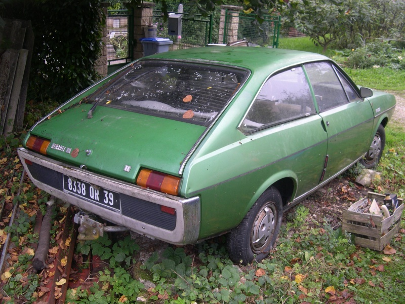 renault 15 tl verte de 1972 (pas mure...) R15_0111