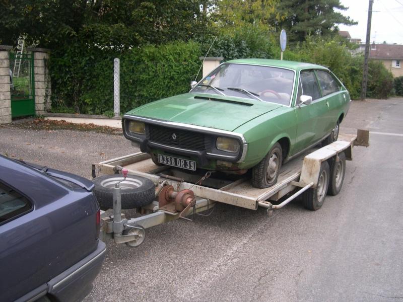 renault 15 tl verte de 1972 (pas mure...) R15_0112