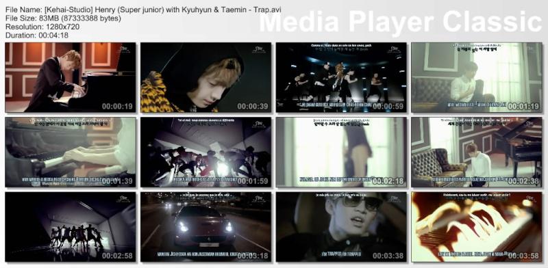 [K-music] Henry Feat Taemin & Kyuhyun - Trap Thumbs10