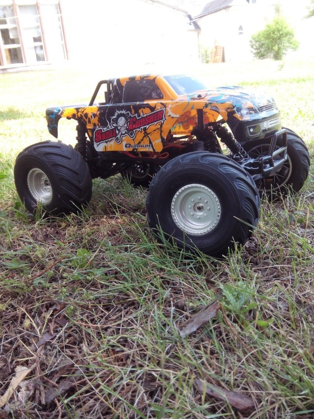 Quanum Skull Crusher 1/10 monster truck Img_2010