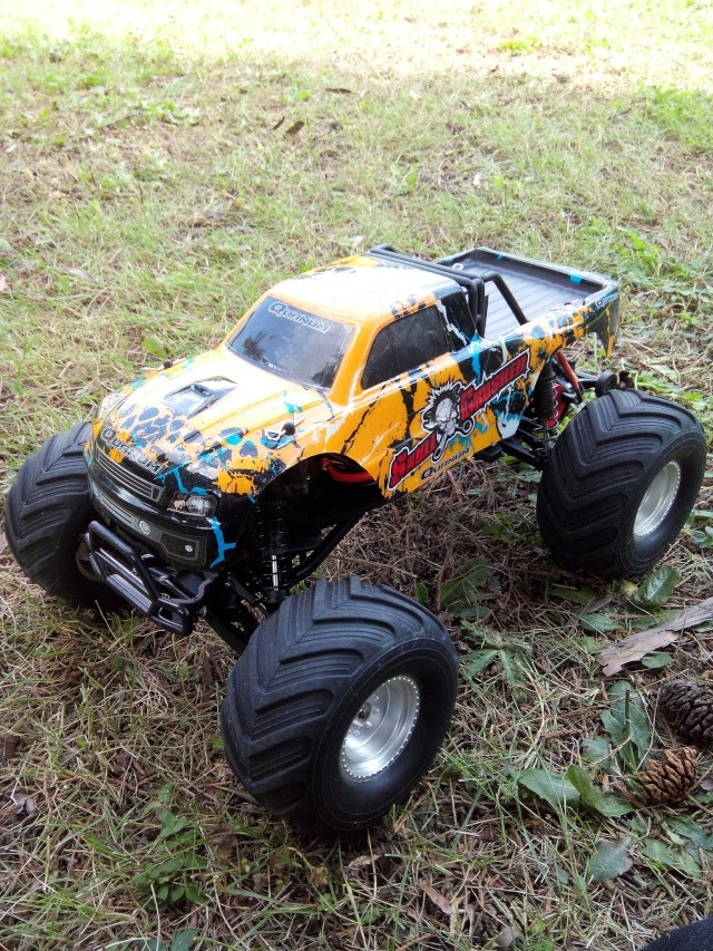 Quanum Skull Crusher 1/10 monster truck Img_2012