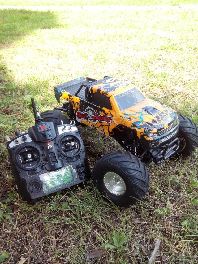 Quanum Skull Crusher 1/10 monster truck Img_2013