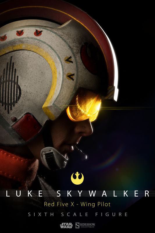 EPIV: UN NOUVEL ESPOIR: LUKE SKYWALKER X-WING PILOT 2132-l10