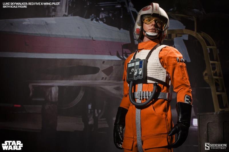 EPIV: UN NOUVEL ESPOIR: LUKE SKYWALKER X-WING PILOT 2132-l12
