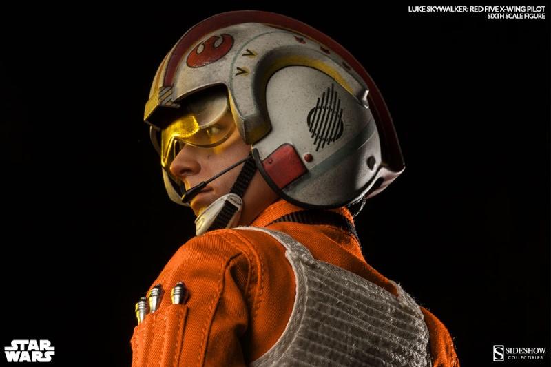 EPIV: UN NOUVEL ESPOIR: LUKE SKYWALKER X-WING PILOT 2132-l24