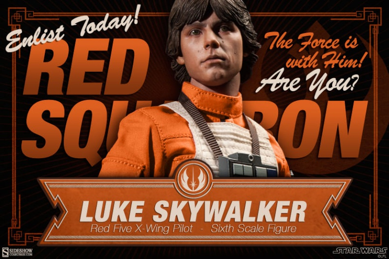 EPIV: UN NOUVEL ESPOIR: LUKE SKYWALKER X-WING PILOT Previe12